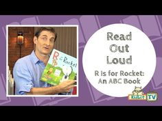 Read Out Loud   Tad Hills Reads 'R Is for Rocket' - KidLit.TV