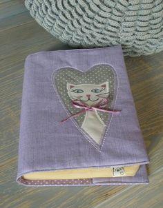 obal na knihu pro milovnici koček :-)