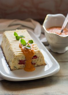 Cake Sandwich, Kiss The Cook, How To Grow Taller, Canapes, Savoury Cake, Recipies, Cheesecake, Nutrition, Meals