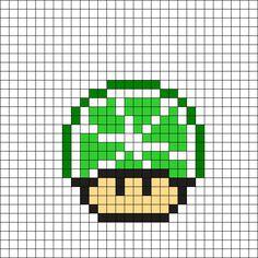 101 Best Perler Mushrooms Images Perler Patterns