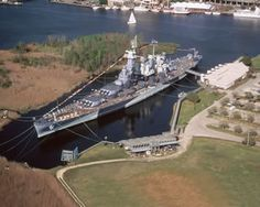 Battleship North Carolina - Wilmington. This is so much fun and a great way to learn about history/battle ships. Go on a MILD day or you will burn UP!