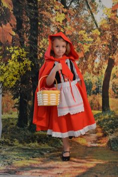 Such a fun idea! Costumes aren't just for Halloween - take you kids and get photos of them in their favorite dress up clothes. Thanks for sharing Bonnie, Red Riding Hood looks amazing!
