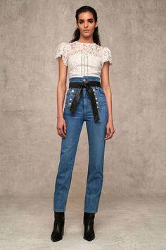 Marissa Webb Pre-Fall 2018 Fashion Show Collection