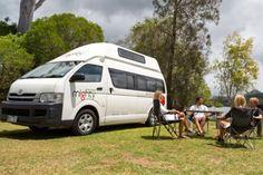 Tips for a Thrilling Australia Campervan Road Trip