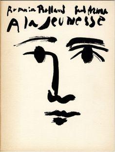 A la Jeunesse, 1953 (ill.: Pablo Picasso); ref. 9150