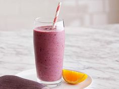 Get Food Network Kitchen's Mixed Berries and Banana Smoothie Recipe from Food Network