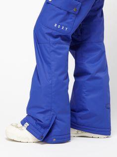 Ski Pants.Lightning 8K Insulated Snow Pants - Roxy