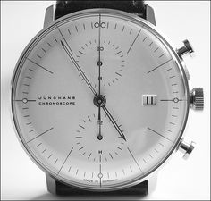 A More Affordable Alternative to the Junghans Max Bill Chronoscope has Arrived One of my all time favorite watches is the Junghans Max Bill Chronoscope pictured in the lower picture above. It is a...