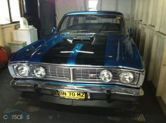 New & Used cars for sale in Australia Australian Muscle Cars, Aussie Muscle Cars, Muscle Cars For Sale, Ford Classic Cars, Ford Falcon, Ford Gt, Falcons, Motor Car, Scale Models