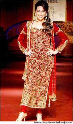 Ravishing Salwar Kameez Neck Designs for Wedding Season