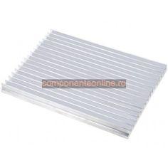 Radiator aluminiu, 200x150x15mm - 006268