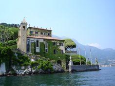 Villa Balbianello on Como Lake