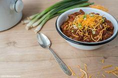 South Dakota Food Game Day Chili  |  Wholesome Magazine #wholesomesd #southdakota