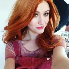 Kat McNamara Brasil on Katherine Mcnamara, Kat Mcnamara, Beautiful Red Hair, Gorgeous Redhead, Beautiful Women, I Love Redheads, Hottest Redheads, Shadowhunters Clary And Jace, Clary Fray