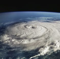 You need to ride out a hurricane blizzard or other major storm
