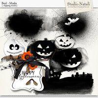 Boo! Masks