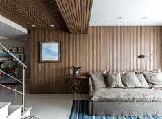 A proprietária do imóvel de 150 m² pediu por ambientes alegres e cheios de vida. Pedidos prontamente atendidos pela arquiteta Talita Nogueira
