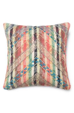 Loloi Striped Pillow available at #Nordstrom