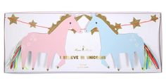 Meri Meri - Unicorn bunting – Mini Mi