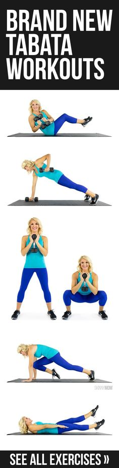 Give these awesome moves a try! It's a free workout plan.