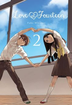 """Read """"Love at Fourteen, Vol. by Fuka Mizutani available from Rakuten Kobo. Amid the hormones and the angst of middle school adolescence, Kazuki and Kanata go from being boy and girl friends to bo. Good Anime To Watch, Anime Watch, Anime Love, Anime Guys, Anime Shojo, Manga Anime, Otaku Anime, Manga Review, Anime Suggestions"""