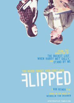 Flipped (2010)  Director: Rob Reiner  Callan McAuliffe, Madeline Carroll, Aidan Quinn