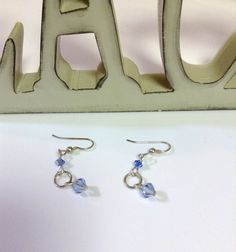 A personal favorite from my Etsy shop https://www.etsy.com/listing/214829063/lovely-swarovski-crystal-earrings