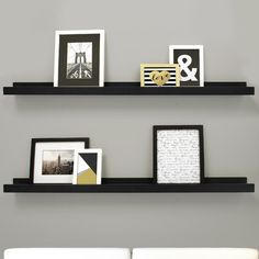 Bring your walls to life with wall shelves & picture ledges. We stock wall mounted shelves, floating shelves, corner wall shelves, cube wall shelves & more. Wall Ledge Shelf, Corner Wall Shelves, Cube Shelves, Shelves In Bedroom, Display Shelves, Frames On Wall, Small Shelves, Wood Shelf, Floating Wall Shelves White