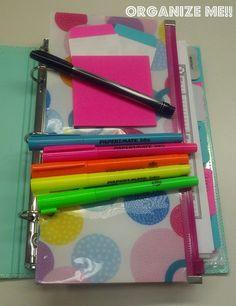 organizing.... I'm addicted