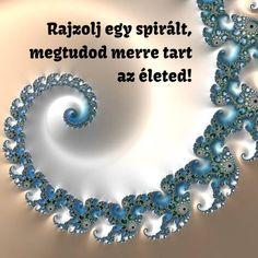 Rajzolj egy spirált, megtudod merre tart az életed!   Az írás tükrében Tart, Pearl Necklace, Pearls, Jewelry, String Of Pearls, Jewlery, Pie, Jewerly, Beads