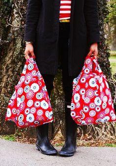 9e68f8e00a08 grocery bag sewing pattern   ann kelle Gör Det Själv Väskor