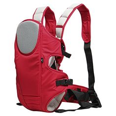 Special Offers - Hynes Eagle Classic Baby Carrier Adjustable Comfort Infant Baby Wearing Wrap (Beige & Red) - In stock & Free Shipping. You can save more money! Check It (March 28 2016 at 12:12PM) >> http://babycarseatusa.net/hynes-eagle-classic-baby-carrier-adjustable-comfort-infant-baby-wearing-wrap-beige-red/