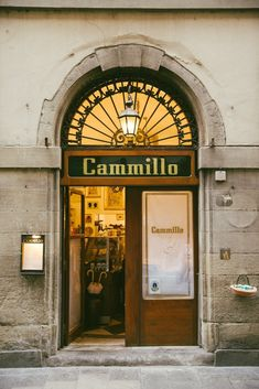 Tratoria Camillo | Borgo S. Jacopo, 57/r, 50125 Firenze  Book ahead: +39 055 212427    Book for every lunch and dinner you can spare!