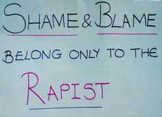 Victim blaming is NEVER ok.