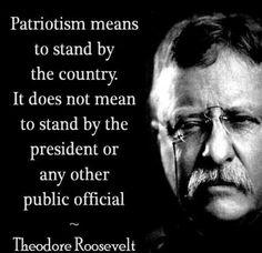 Teddy Roosevelt quote.
