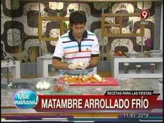 Receta de hoy bondiola glaseada y cebollas rellenas for Cocina 9 ariel rodriguez palacios facebook