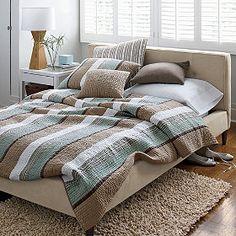 Wellfleet Cotton Quilt | The Company Store