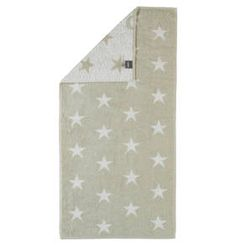 Cawö Handtuch Serie Stars