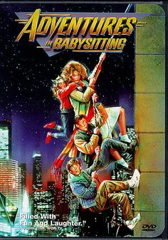 Adventures In Babysitting (DVD 1987) | DVD Empire
