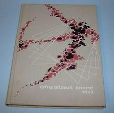 1959 Kent State University Yearbook Kent Ohio Chestnut