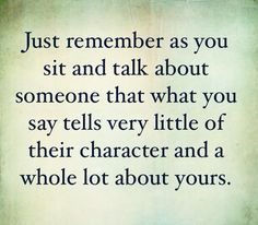 Nothing like standing by someone's side through tough times to be stabbed in the back. Life's lessons....