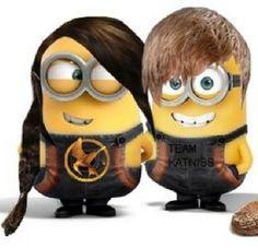 Katniss and Peta