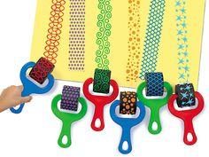 Lakeshore Design Rollers at Lakeshore Learning