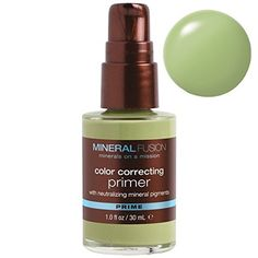 Mineral Fusion Primer Color Correcting 1 Ounce -- Visit the image link more details.