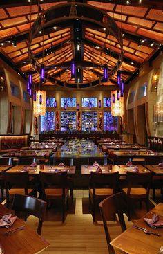 Dining Lowes Royal Pacific Resort Universal Orlando Studios Resorts Best