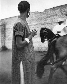 Barbara Mullen by Toni Frissell, Peru, Harper's Bazaar, 1952 🥀