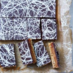 The Great British Bake Off's Martha Collison's Millionaire's Flapjacks