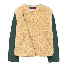 Tiger Faux Fur Coat-product