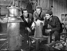 Steve McQueen, James Garner | The Great Escape | 1963 | as Hilts 'The Cooler King'
