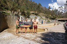 Lares Trek 4 days - Hot Springs